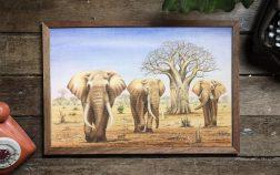 Ed Selempo Wildlife Art Blog